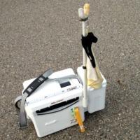 Daiwa クールラインα SU1000X SURF